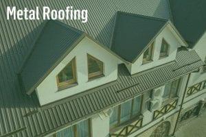 metal roofing all metal works