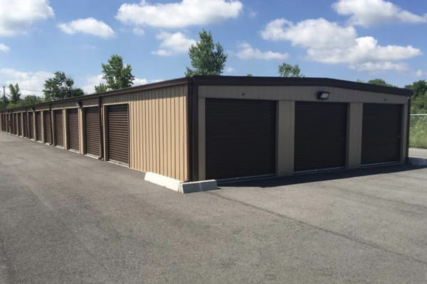 all metal storage units